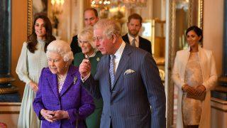 Kate Middleton y Meghan Markle han eclipsado a Carlos de Inglaterra / Gtres
