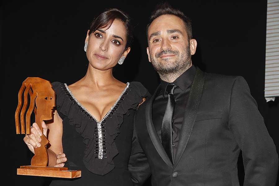 Inma Cuesta y Juan Antonio Bayona