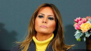 GALERÍA. Melania Trump, una adicta al amarillo / Gtres