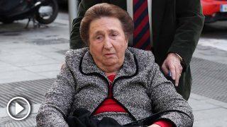 La infanta Margarita responde en su 80 cumpleaños: los regalos, los invitados… / Gtres