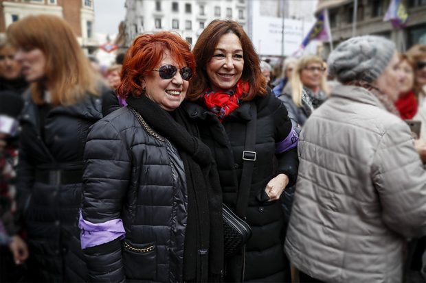 Ana Rosa Quintana y Rosa Villacastín