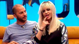 Ylenia y Tejado, en GH DÚO / Mediaset