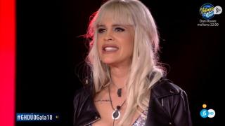 Ylenia, octava expulsada de GH DÚO./Mediaset