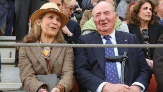 Su gran pasión taurina ha sido heredada por Froilan y Victoria Federica  / Gtres.