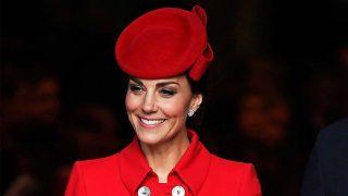 Kate Middleton da una lección a Meghan Markle en su esperado duelo de estilo / Gtres