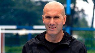 Zinedine Zidane, nuevo entrenador del Real Madrid, en una imagen de archivo / Gtres