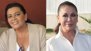 María del Monte lanza una 'pullita' a Isabel Pantoja/ Gtres
