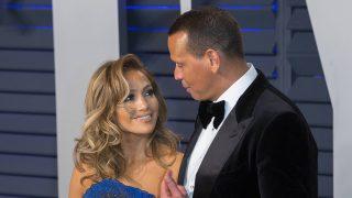 Jennifer Lopez y su prometido, Alex Rodriguez / Gtres.