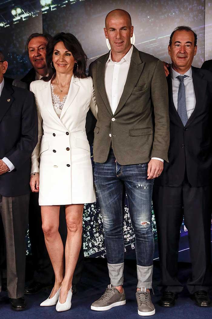 Zidane y sus pantalones virales