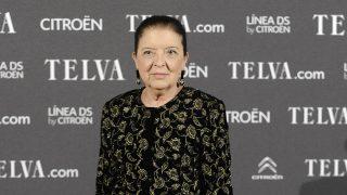 Cuca Solana, gran dama de la moda española, ha fallecido /Gtres