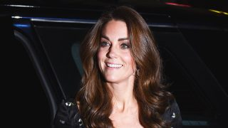 Kate Middleton a su llegada a la National Portrait Gallery / Gtres
