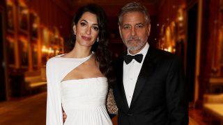 GALERÍA: Nos 'colamos' en la maleta de novia de Amal Clooney. / Gtres