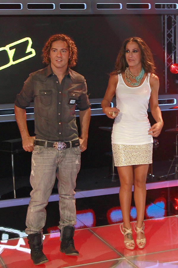 David Bisbal y Malú