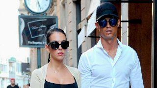 Cristiano Ronaldo y Georgina Rodríguez, / Gtres