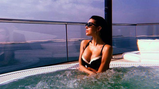 Georgina Rodriguez bikini yamamay