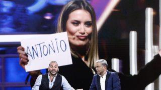 Antonio Tejado se ha reencontrado con su ex, Candela Acevedo./Mediaset