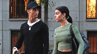 Cristiano Ronaldo y Georgina Rodríguez / Gtres