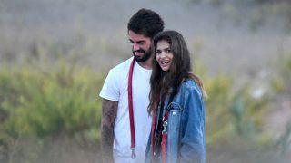 Sara Sálamo e Isco Alarcón, una pareja afianzada / Gtres.