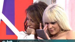 Ylenia no pudo evitar llorar / Telecinco.
