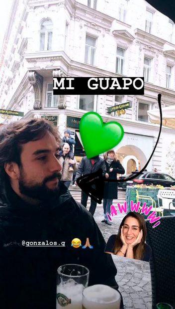 Elena Furiase, Gonzalo Sierra