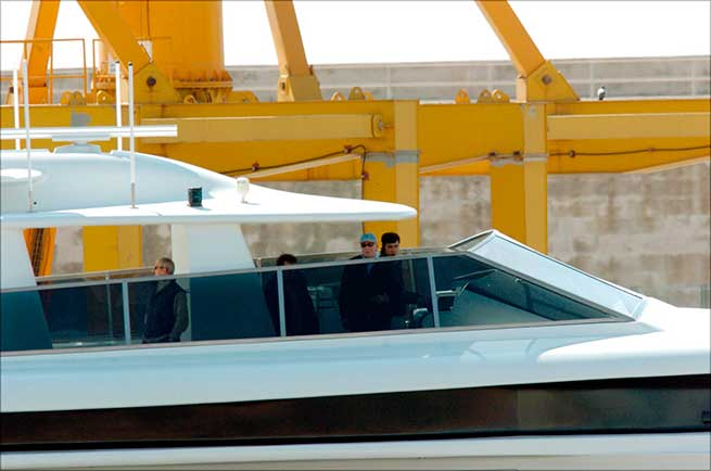 'Fortuna', el barco que un día fue del rey Juan Carlos y que hoy nadie quiere
