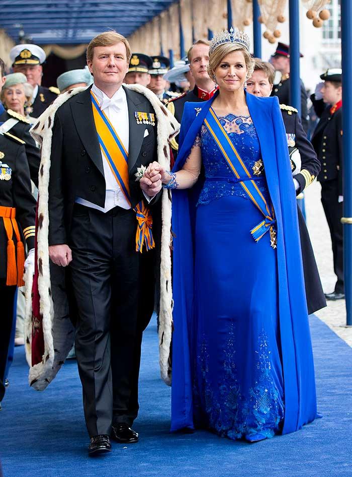 Jan Taminiau, modisto de Máxima de Holanda, se estrena en España: «Me encantaría vestir a la reina Letizia»