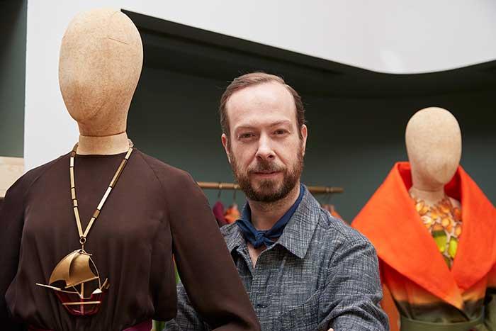 entrevista a Jan Taminiau en la inauguración de su tienda en Madrid