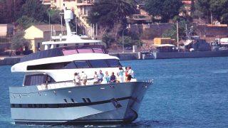 La Familia Real Española, a bordo del 'Fortuna' / Gtres