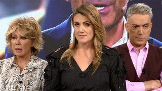 Carlota Corredera habla sobre el preocupante estado de salud de Jorge Javier Vázquez/ Telecinco