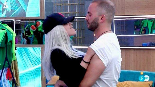 Antonio Tejado e Ylenia Padilla