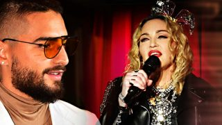 La última juerga de Madonna y Maluma en Lisboa