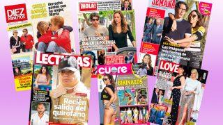 Estas son las revistas de este miércoles / Fotomontaje Look