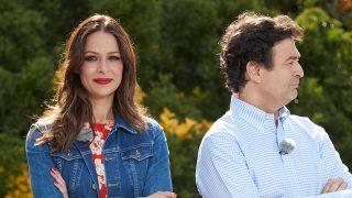 Eva González y Pepe Rodríguez en una imagen de archivo / Gtres