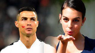 Georgina y Ronaldo, en una imagen de archivo / Gtres