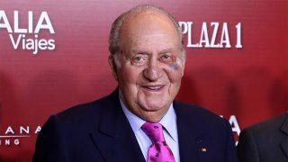 GALERÍA: El ojo morado del rey Juan Carlos eclipsa la presentación de los carteles de San Isidro / Gtres