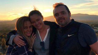 Los hijos de Rocío Dúrcal, Carmen, Shaila y Antonio, en una imagen de Instagram / Instagram