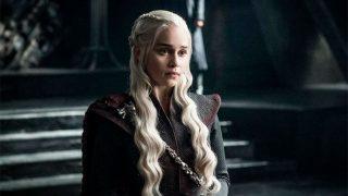 Daenerys Targaryen, uno de los personajes principales de 'Juego de Tronos'. / HBO
