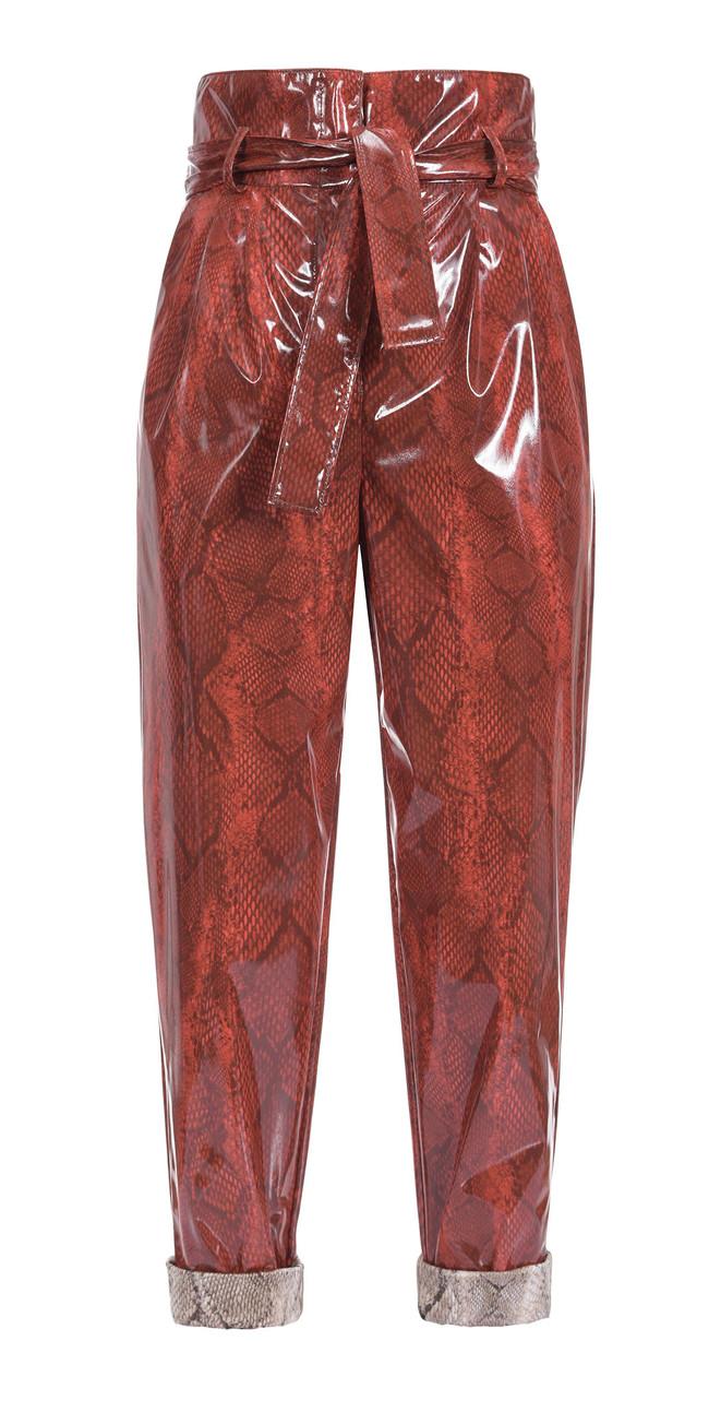 Paula Echevarria pantalones Pinko