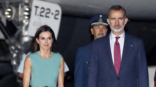 Los Reyes a su llegada a Buenos Aires / Gtres