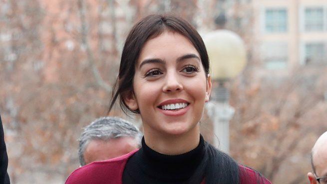 La imagen de Georgina Rodríguez que no creías que verías