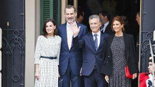 Los Reyes y los Macri en Córdoba / Gtres