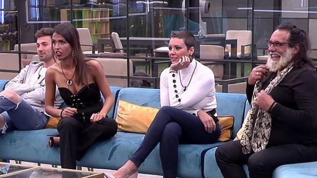 María Jesús Ruiz, Juan Miguel, Sofía Suescun