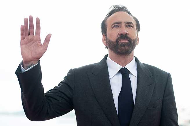 Nicolas Cage solicitó una licencia para casarse por cuarta vez