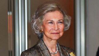 ¿Qué se ha hecho en el rostro la reina Sofía? / Gtres