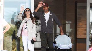 Ana Boyer y Fernando Verdasco se han ido a casa con su bebé / Gtres