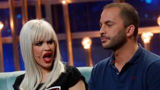 Ylenia Padilla y Antonio Tejado, todo pasión / Gtres.