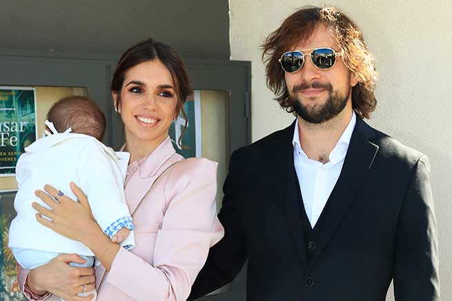Elena Furiase y Gonzalo Sierra,