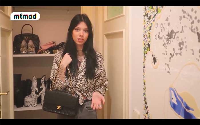 Alejandra Rubio nos enseña su armario