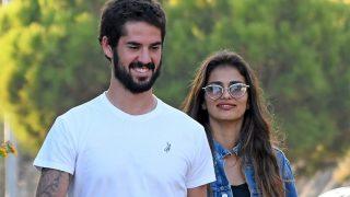 Isco Alarcón y Sara Sálamo en una imagen de archivo / Gtres