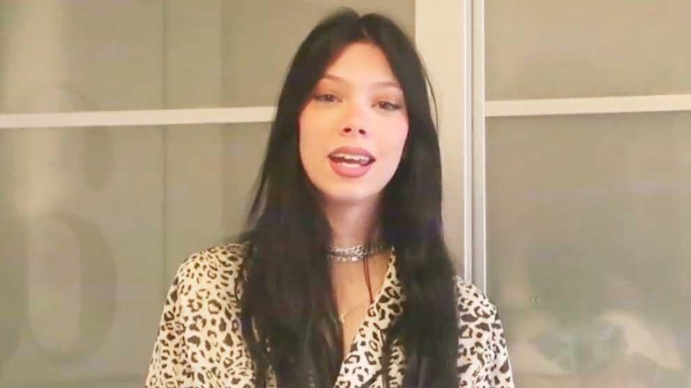 Alejandra Rubio enseña su armario